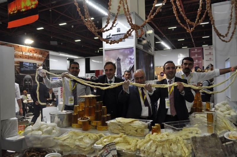 Yöresel Ürünler Fuarında Diyarbakır'a Yoğun İlgi