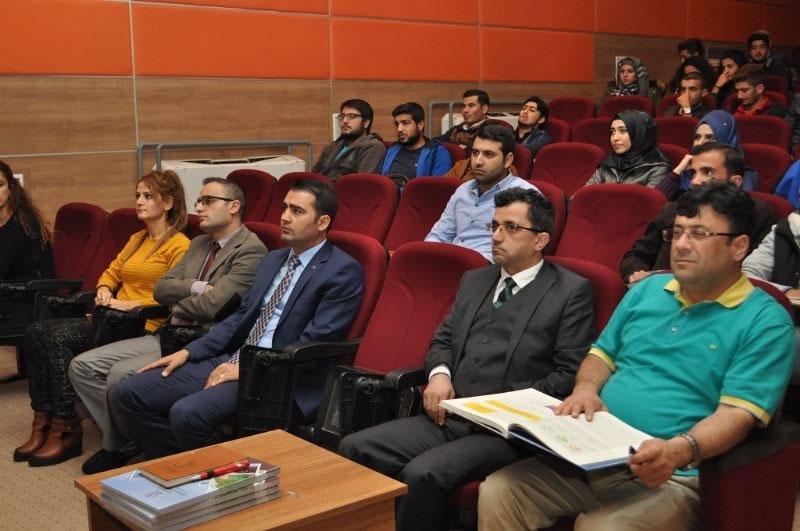 Doç. Dr. Murat Şeker'den Diyarbakır Yaşam Kalitesi Sunumu
