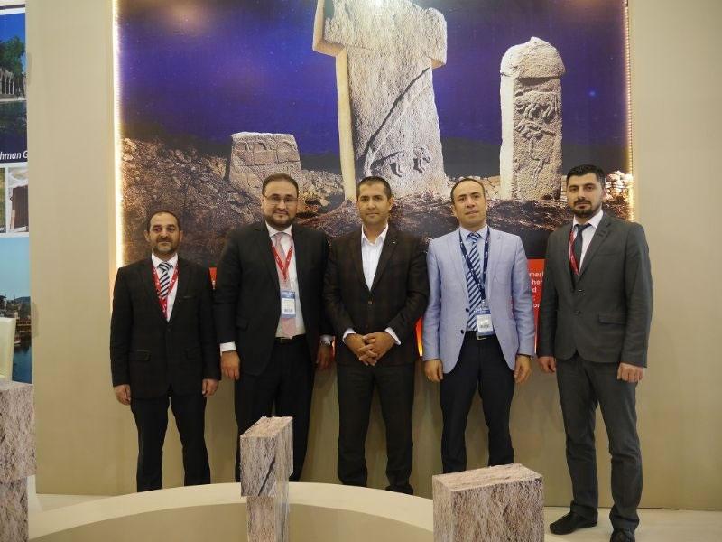 Şanlıurfa Travel Turkey Fuarı'nda Göbekli Tepe'yi Tanıttı