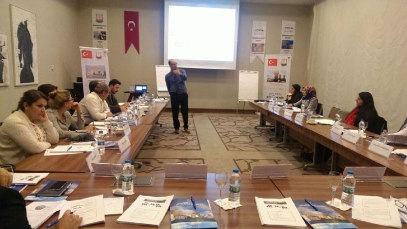 Şanlıurfa Büyükşehir Belediyesi Personeline Proje Hazırlama Eğitimi!