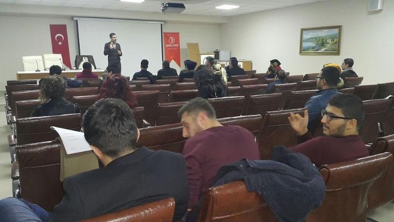 Ajansımız Dosiad ile 240 Gence Girişimcilik Eğitimi Veriyor