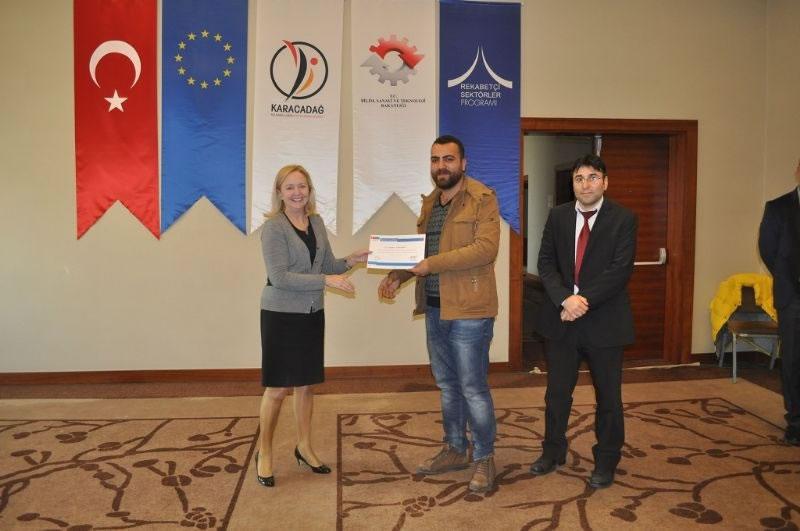 Şanlıurfa'da Tarih Yeniden Canlanıyor Projesi Kapsamında Pcm Eğitimi