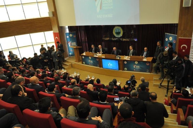 Bakan Elvan: Şanlıurfa'da 3 Milyar Tl'lik Yatırım Talebi Geldi