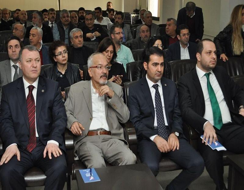 Cazibe Merkezi Programı, Mersin İş Dünyasına Tanıtıldı