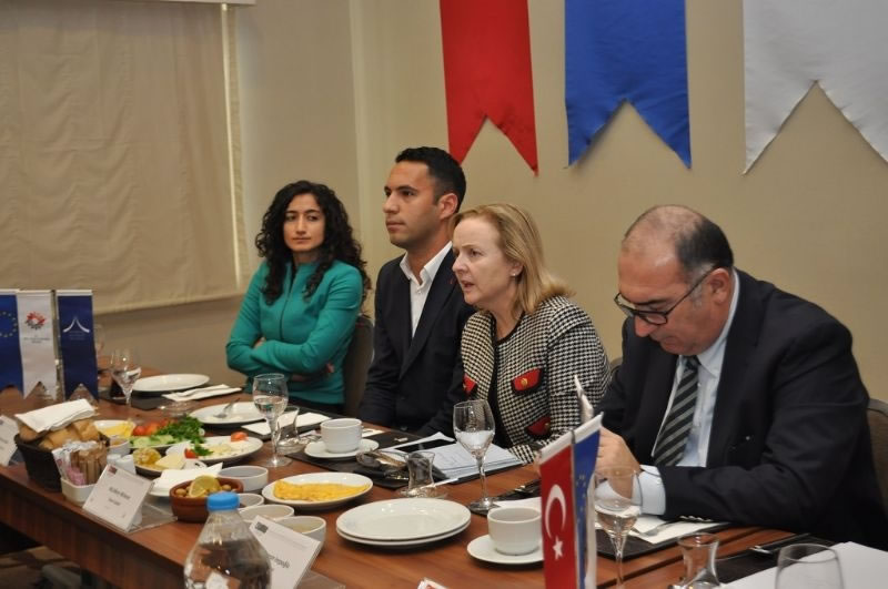 Şanlıurfa'da Tarih Yeniden Canlanıyor Projesi Basına Tanıtıldı