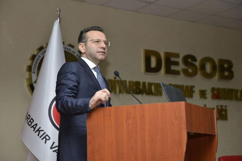 Vali Aksoy: Diyarbakır Olarak Milli İstihdam Seferberliğinde Biz De Varız