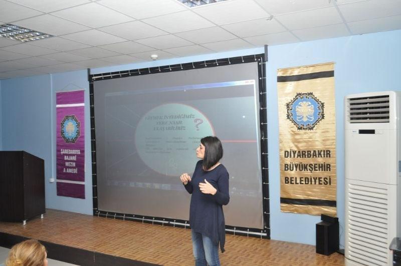 Lice'de Organik Tarımı Eğitimli Eller Yapacak