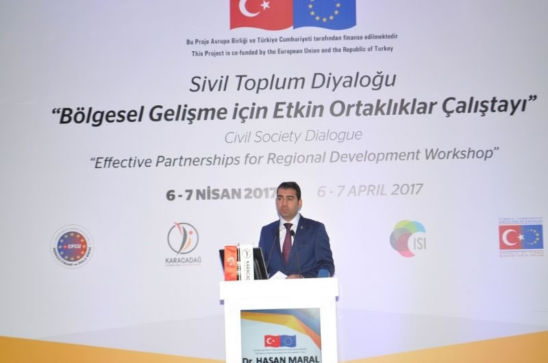 Bölgesel Gelişme İçin Uluslararası Çalıştay Diyarbakır'da Gerçekleştirildi