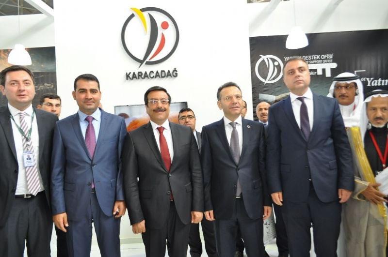 8'inci Orta Doğu Tarım Hayvancılık Fuarı Diyarbakır'da Açıldı