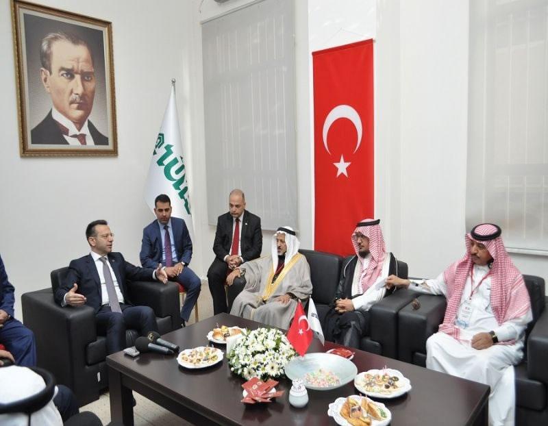 Vali Aksoy: Körfez Ülkeler ile İlişkilerimizin Gelişmesi İçin Çalışacağız