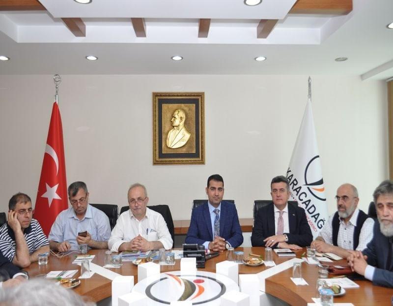 Ostim'in 'yenilenebilir Enerjisi 'diyarbakır'a Güç Katacak