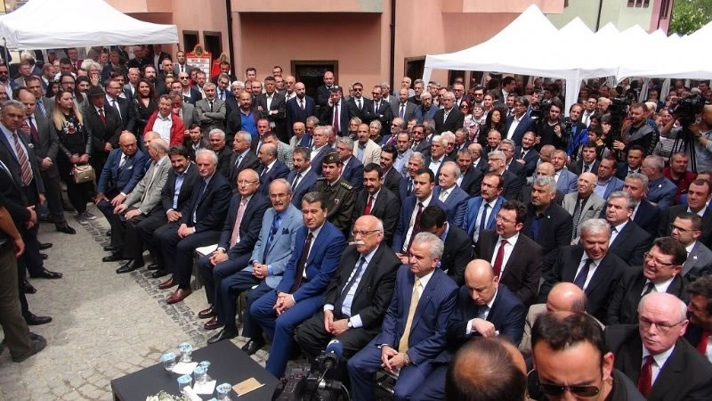 Şanlurfalı İşadamları Eskişehir'e Çıkarma Yaptı