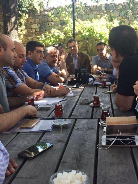 Göbeklitepe'nin Tanıtımı İçin Bursa'nın Deneyimlerinden Yararlanılacak
