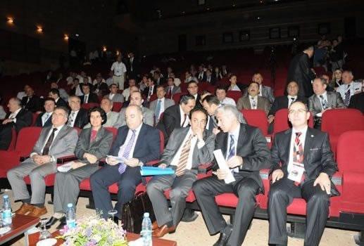 1. Uluslararası Kamu-üniversite-sanayi İşbirliği Sempozyumu ve Mermercilik Şurası Yapıldı.