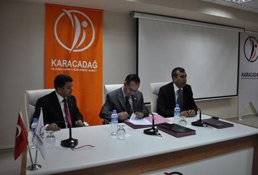 T.c.ziraat Bankası ile Eş-finansman Protokolü