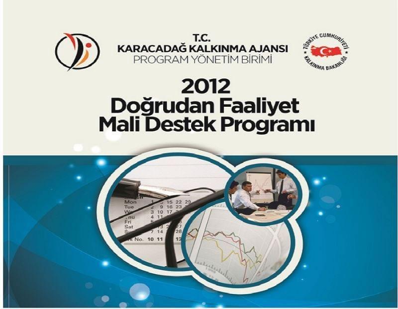 Ekonomik Gelişme Mali Destek Programı Başvuruları Sona Erdi