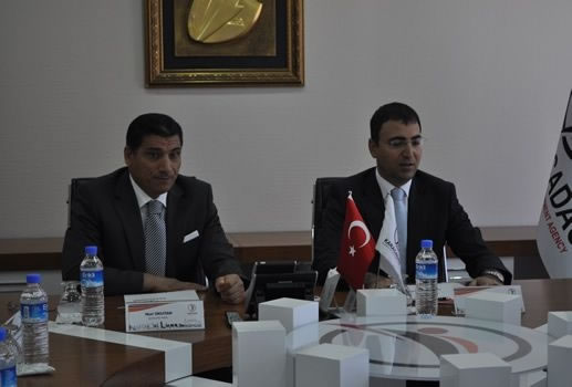 Ajans Yönetim Kurulu Toplantısı Yapıldı