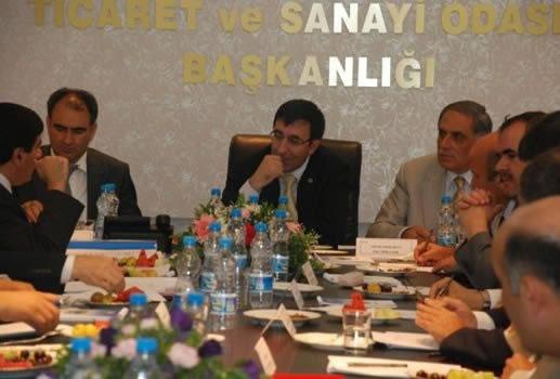 Gap Kalkınma Paltformu 7. Yürütme Kurulu Toplantısı Yapıldı