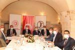 Ajansımız Yönetim Kurulu Şanlıurfa'da Toplandı