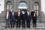 Bakan Yardımcısı Dr. Çetin Ali Dönmez'den Diyarbakır ve Şanlıurfa'ya Çalışma Ziyareti