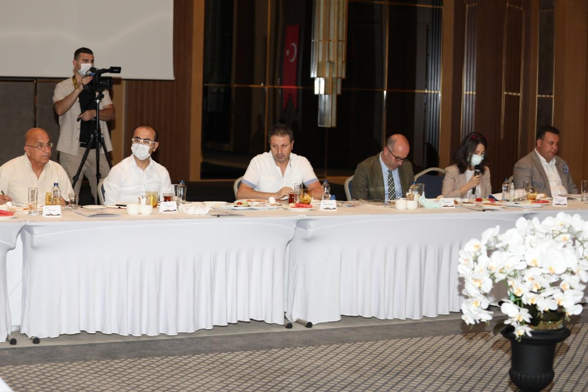 Diyarbakır Turizm Koordinasyon Toplantısı Gerçekleştirildi