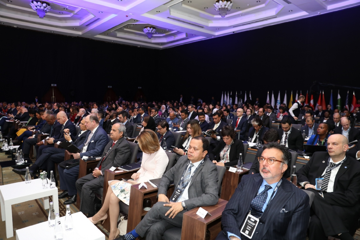 GAP BAN Melek Yatırım Ağı, Dünya Melek Yatırım Forumunda Tanıtıldı