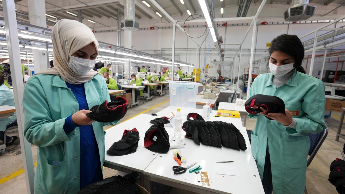 Şanlıurfa Ayakkabıcılar Sanayi Bölgesi'ne Kamuoyundan Yoğun İlgi