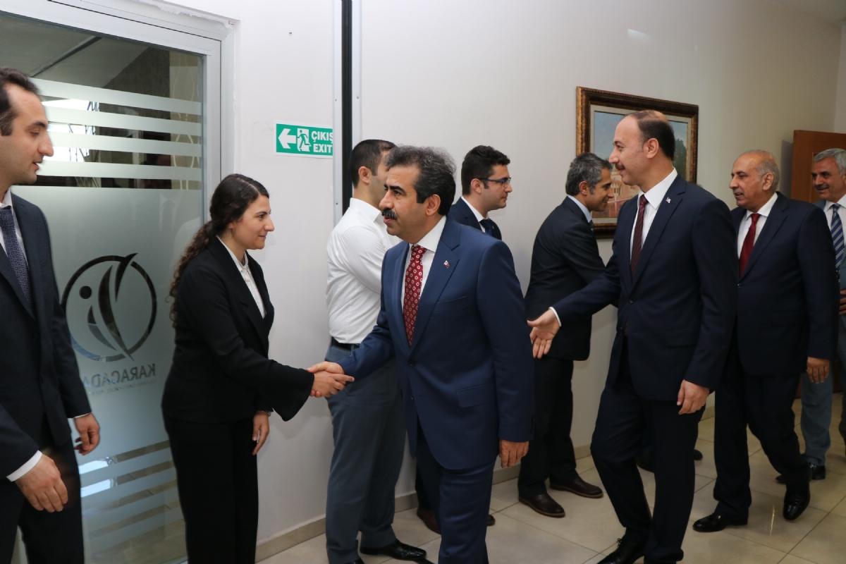 Ajansımız Yönetim Kurulu Şanlıurfa'da Toplandı!