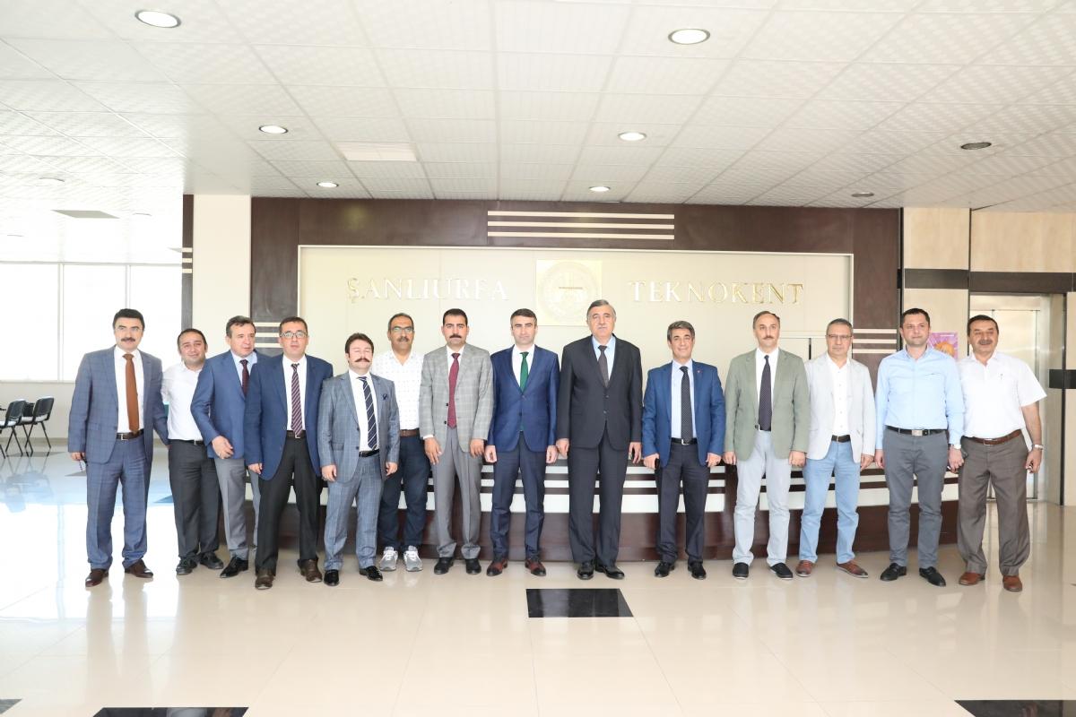 Ajansımızın Desteğiyle Şanlıurfa'da Üniversite Sanayi İşbirliği Merkezi Kuruluyor