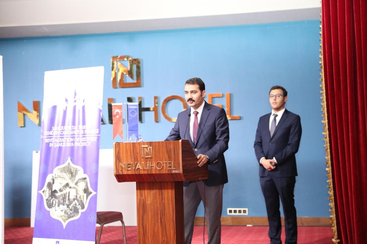 Şanlıurfa Turizm Geliştirme Aş'nin İlk Genel Kurul Toplantısı Gerçekleştirildi