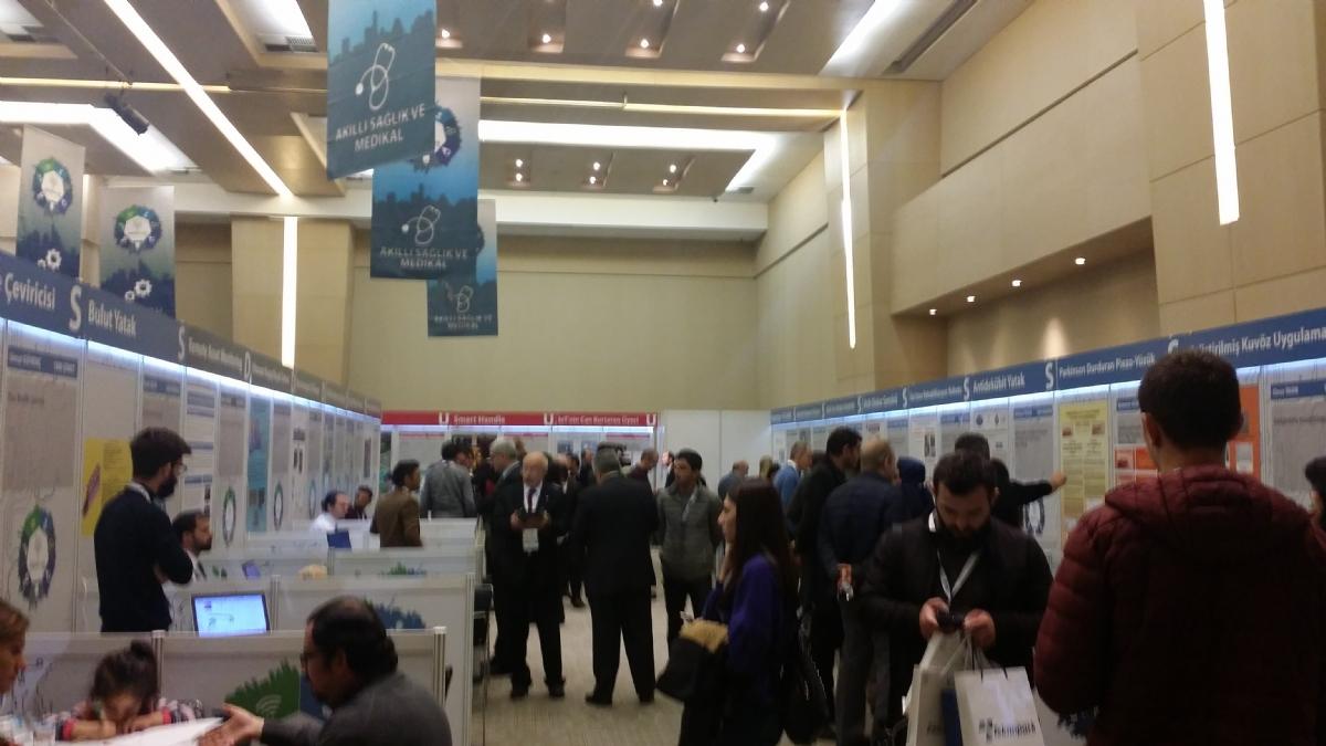 Ajansımız Expo Akıllı Teknolojiler Zirvesi'ne Katıldı