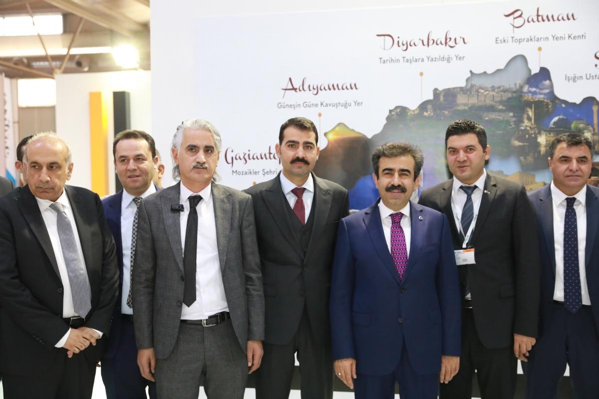 Diyarbakır'ın Sınırları Aşan Lezzetleri, Gurme Fuarı'nda Görücüye Çıktı