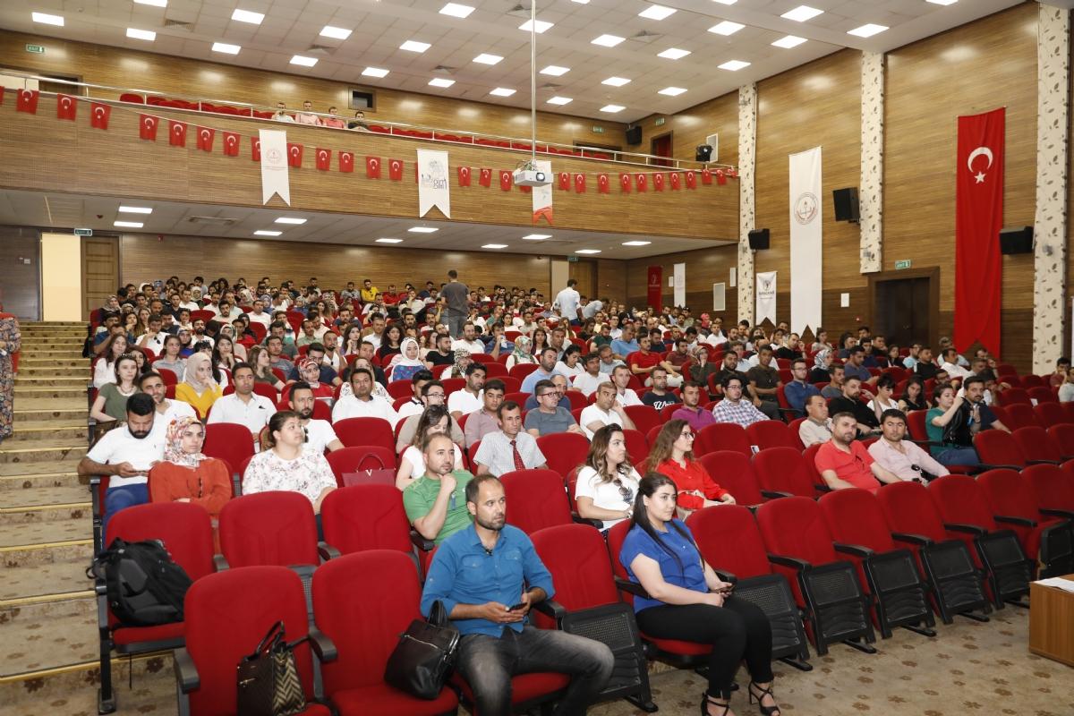 2019 Yılı Mesleki Eğitim Teması Çerçevesinde Şanlıurfa ve Diyarbakır'da Seminerler Düzenlendi