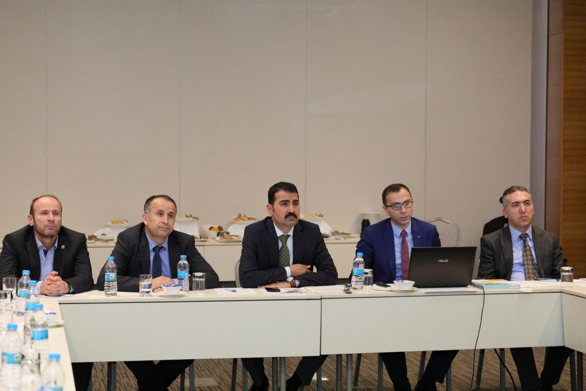 Bölge Planı Koordinasyon ve İzleme Komisyonlarının  2019 yılı Birinci Dönem Toplantıları Gerçekleştirildi