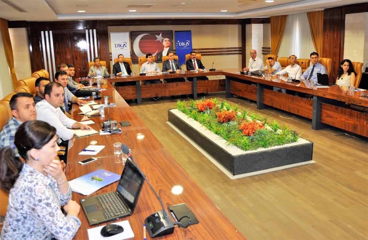 Gap Bölgesindeki Kalkınma Ajanslarından Turizm Temalı İş Birliği Toplantısı