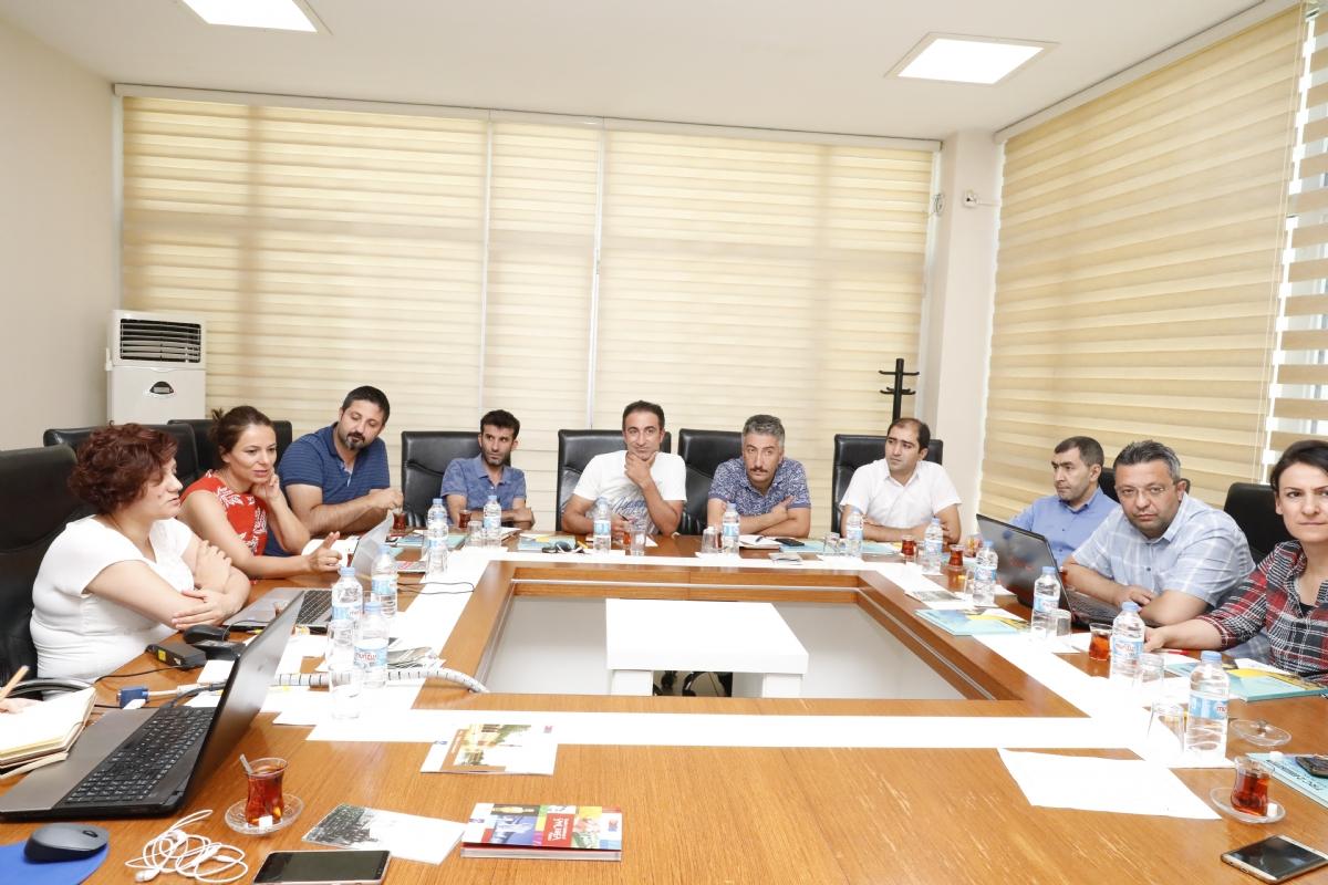 Diyarbakır'ın Zengin Turizm İnternet İçeriği İçin İş Birliği Toplantısı