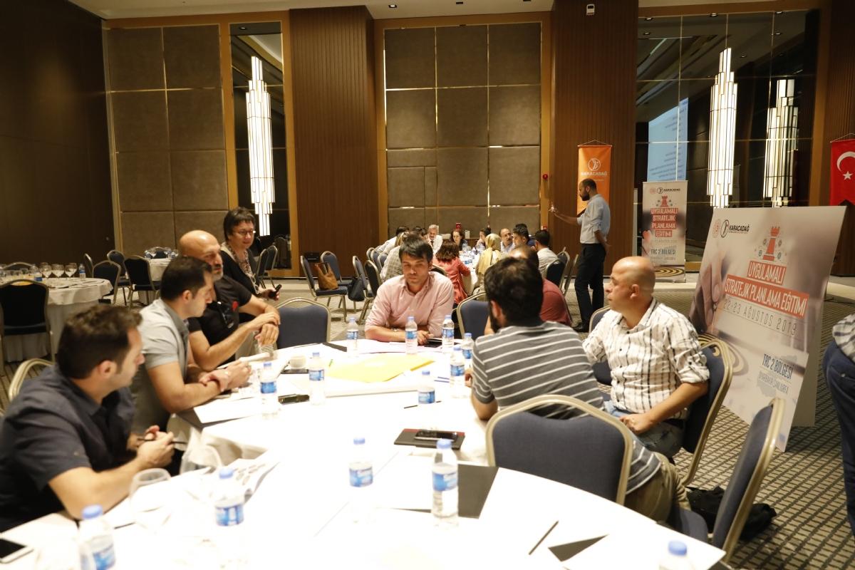 Ajansımızdan Belediye Personellerine Stratejik Plan Hazırlama Eğitimi