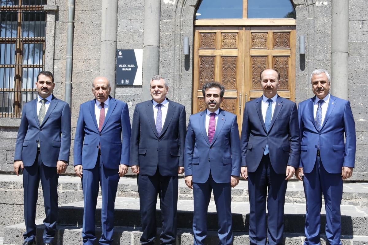 Ajansımız Yönetim Kurulu Diyarbakır'da Toplandı