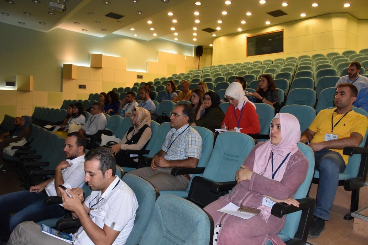 Ajansımızın Desteğiyle Düzenlenen Bixat 2019 Harran Üniversitesi'nde Başladı