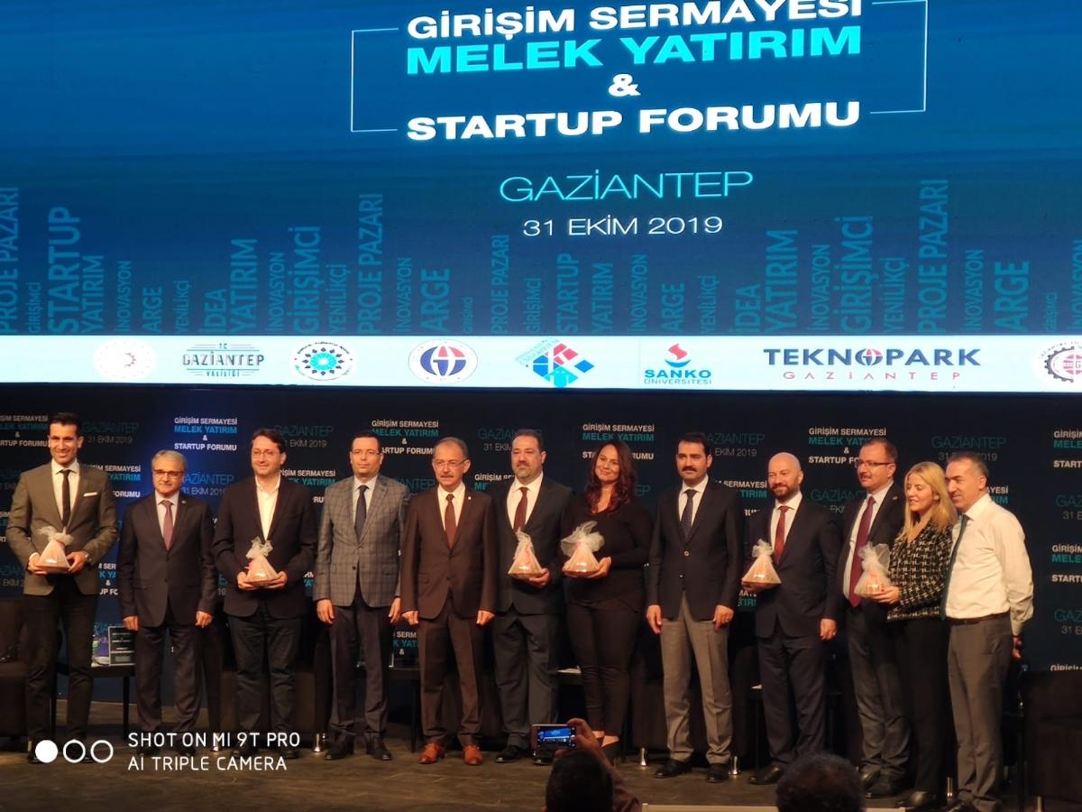 Ajansımız Öncülüğünde Kurulan Gap Melek Yatırım Ağı Gaziantep'te Tanıtıldı