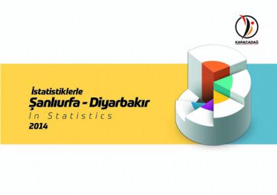 İstatistiklerle Şanlıurfa - Diyarbakır (2014)