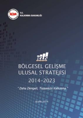 Bölgesel Gelişme Ulusal Stratejisi (2014-2023)