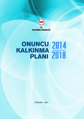 Onuncu Kalkınma Planı (2014-2018)