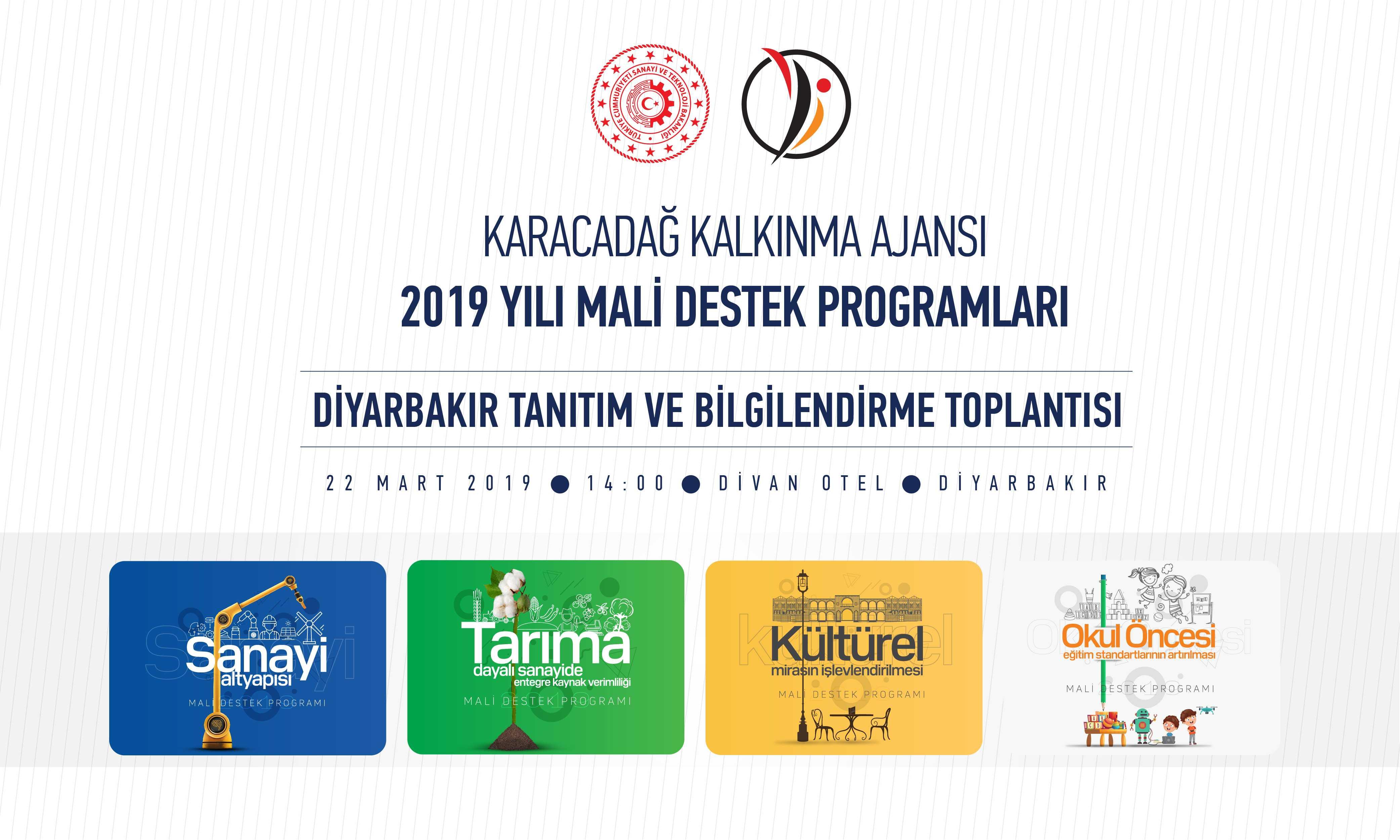 2019 Yılı Mali Destek Programı Toplantı